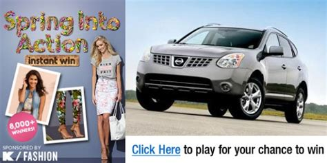 Pick Your Play Sweepstakes - sweeties pick shop your way spring into action instant win game sweepstakes