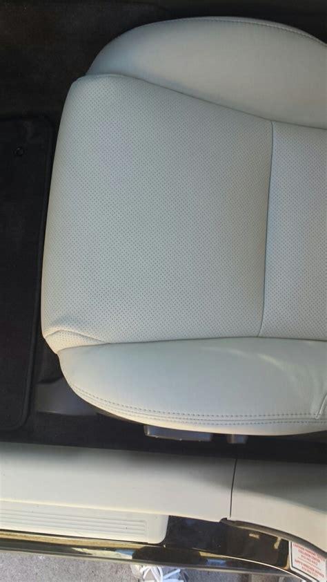 lexus is 350 seat repair clublexus lexus forum discussion
