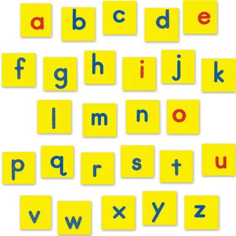 scrabble atoz ezread magnetic foam lowercase letter tiles