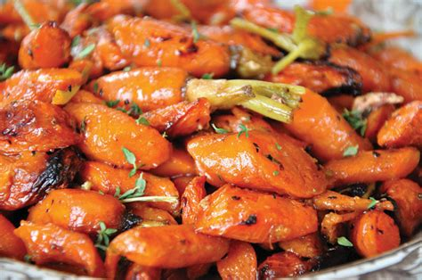 oven roasted carrots bonnie plants