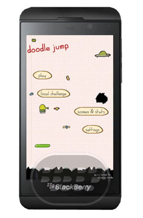 doodle jump blackberry doodle jump juego de saltos para blackberry 10 todo