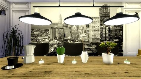 dinning room design makeover part   sims luxury sims