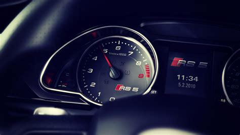 Home Interior Wallpaper by Audi Rs5 Dashboard Hd Wallpaper Wallpaperfx
