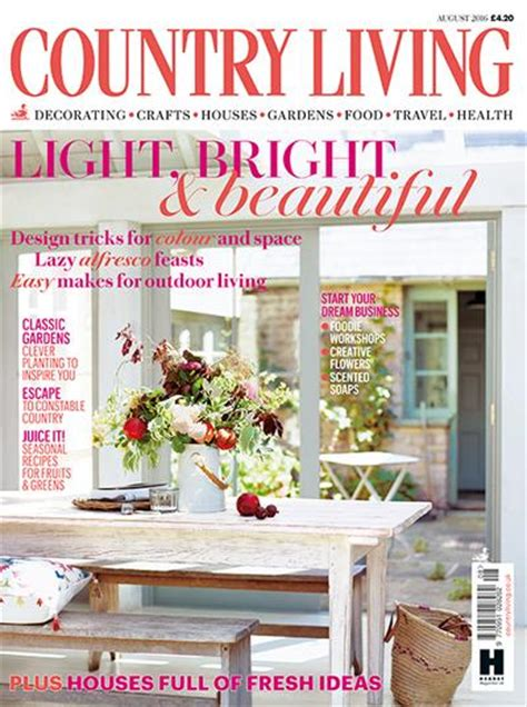 country magazine subscription country living magazine subscriptions renewals gifts