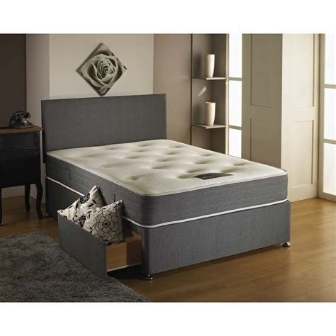 divan beds with headboard dream vendor venice dual season memory foam divan bed