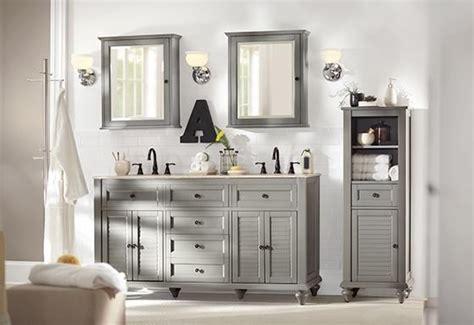 hamilton shutter vanity bath