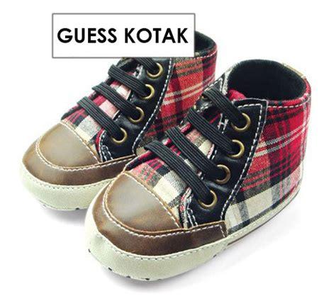 Sepatu Bayi Prewalker Guess Mongol Boots yesstyle korean sepatu bayi lucu dan kaos kaki bayi anti slip