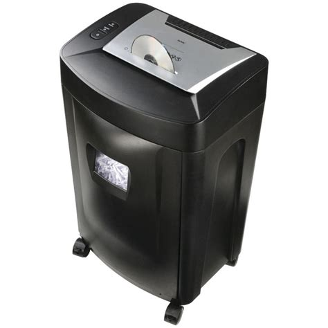 royal 1840mx 18 sheet cross cut home office shredder