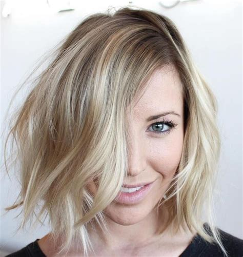 haircuts for fine hair with cowlicks 1000 images about hairstyles on pinterest lob haircut