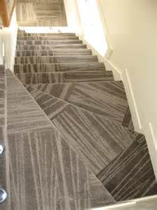 carpet tile stairs carpet tile floor pinterest