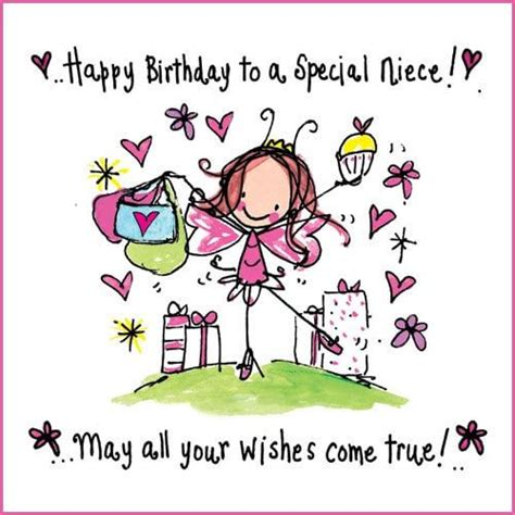 Special Happy Birthday Wishes Special Birthday Wishes For Niece Images Quotes Messages