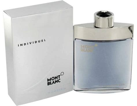 Parfum Mont Blanc individuelle cologne for by mont blanc