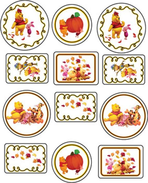 printable thanksgiving stickers stickers thanksgiving pooh 2 thanksgiving stickers