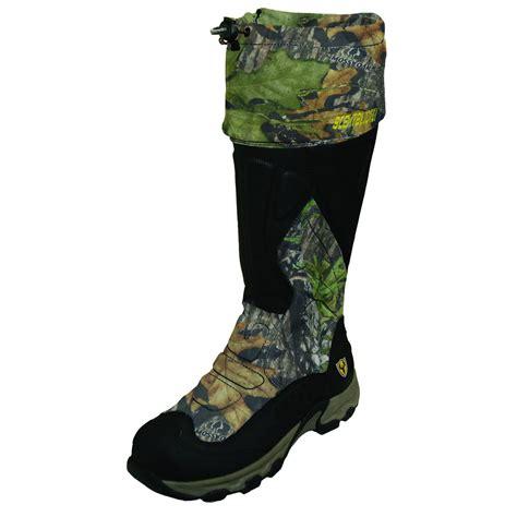 mossy oak boots season pro snakeblocker knee boots mossy oak