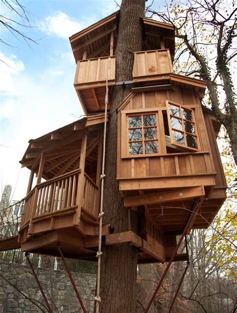 treehouse masters pete nelson 5 things every beginning - Treehouse Builder