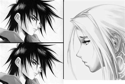 wallpaper black and white anime black and white anime 60 wide wallpaper hdblackwallpaper com