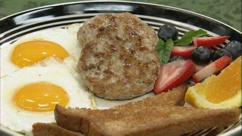 Handmade Breakfast - spicy breakfast sausage let s dish the live