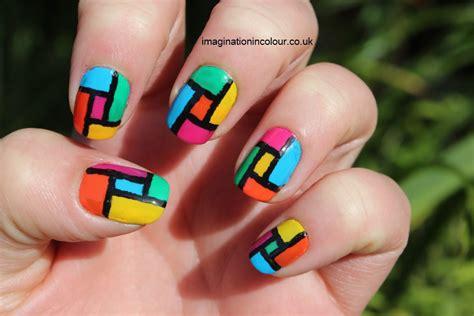 nail colour nails