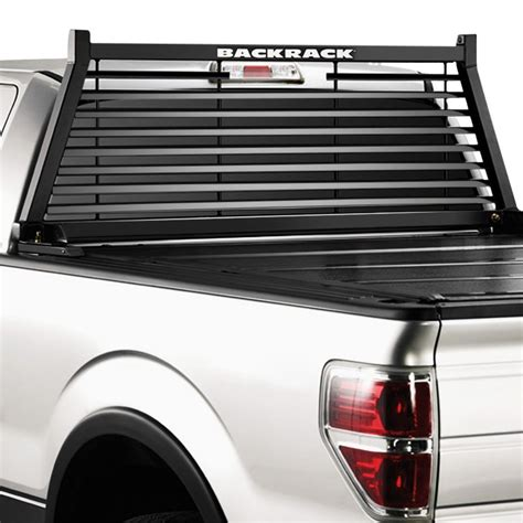 Bed Racks by Backrack 174 Dodge Ram Without Ram Box 2010 2016 Louvered Rack