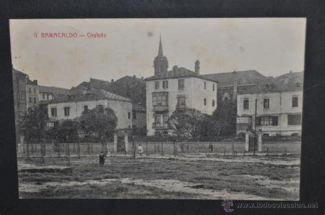 fotos antiguas barakaldo antigua postal de barakaldo vizcaya chalets comprar