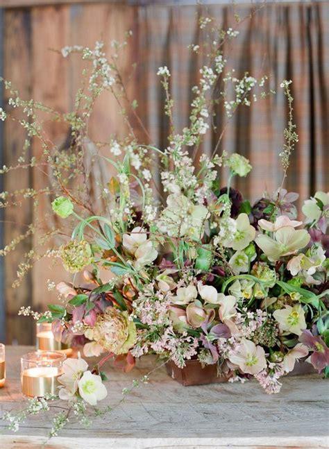 inspired  nature winter wedding flowers  sarah