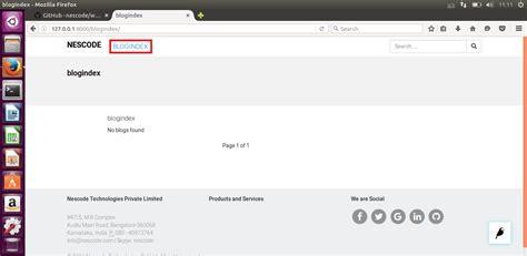 django highcharts tutorial django how to add a blank page and generate a menu using