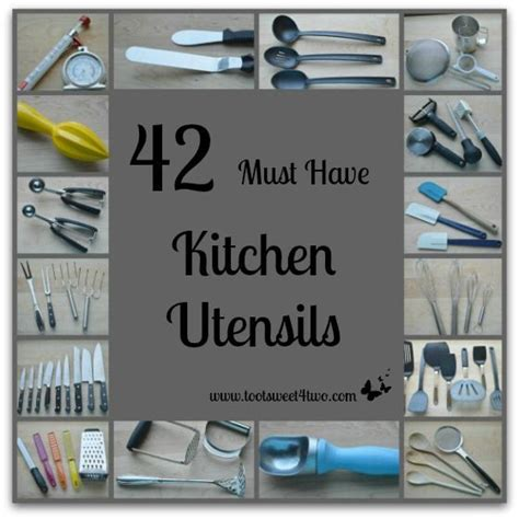 must have kitchen items list kitchenware free printable and the o jays on pinterest