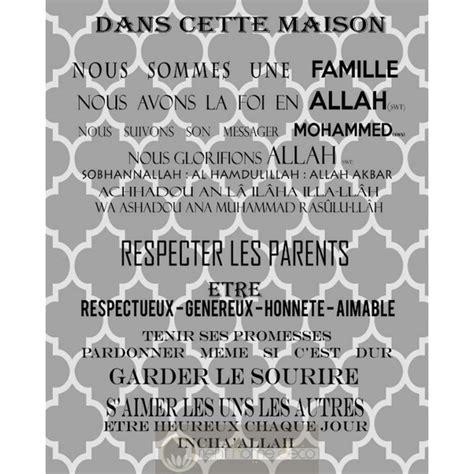 Tableau Regle De La Maison 4865 by Regles De Vie Tableau Regle De La Maison Apsip
