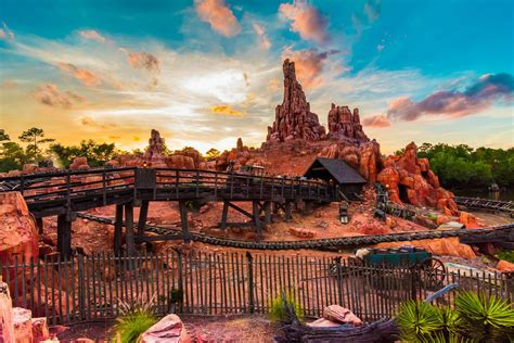 20 rides that are a must at disney world