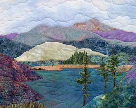 pin by eddi miglavs on quilts 2 landscape quilts