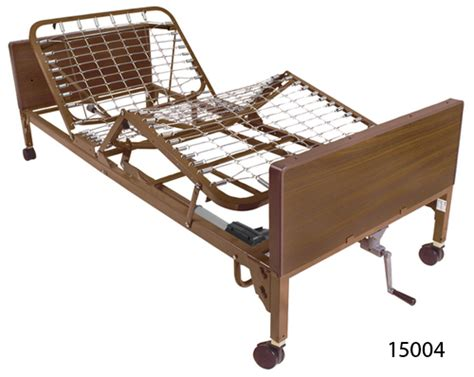 Hospital Bed Frames Buy Semi Electric Bed With Channel Frame Semi Electric Hospital Beds Drive 15004