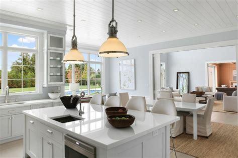 Délicieux Cuisine Maison De Campagne #2: cuisine-luxe-design-blanc-maison-neuve.jpg