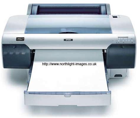 Printer Epson A2 epson stylus pro 4800 a2 information