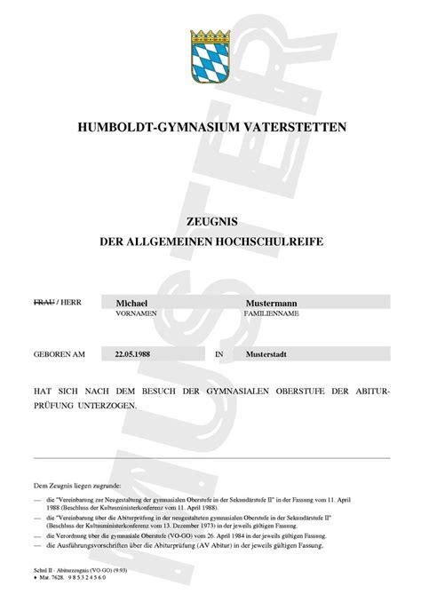 Bewerbung Grundschule Niedersachsen Abiturzeugnisse Einfach Kaufen Abiturzeugnis Kaufen