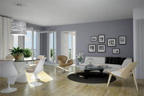 Home Design For Duplex by D 233 Coration Appartement Contemporain