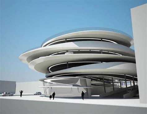 Miami Parking Garage by Miami Parking Garage By Zaha Hadid Architects