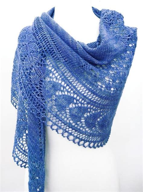 knitted shawl patterns holbrook shawl by stevieland craftsy