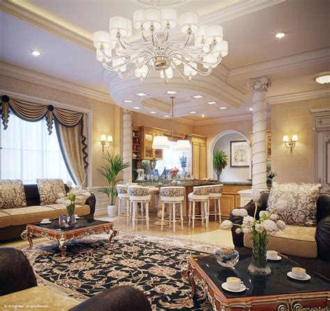 home design in qatar luxury villa in qatar visualized