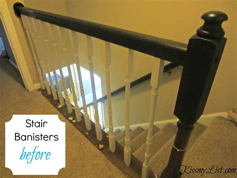 what is a banister my humongous diy stairs fail kiss my list