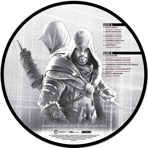 back in venice assassin s creed 2 soundtrack assassin s creed 2 soundtrack hear an unreleased track