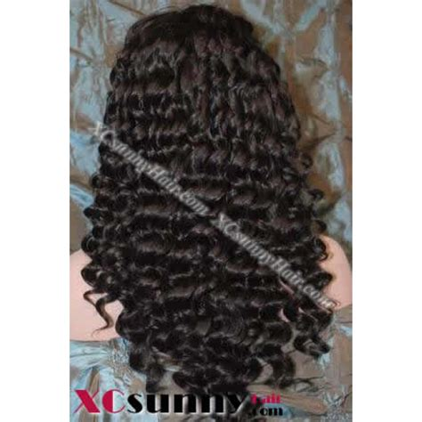 14 deep wave 2 lace front wigs 100 indian remy human hair celebrity full lace wigs buy china wholesale full lace