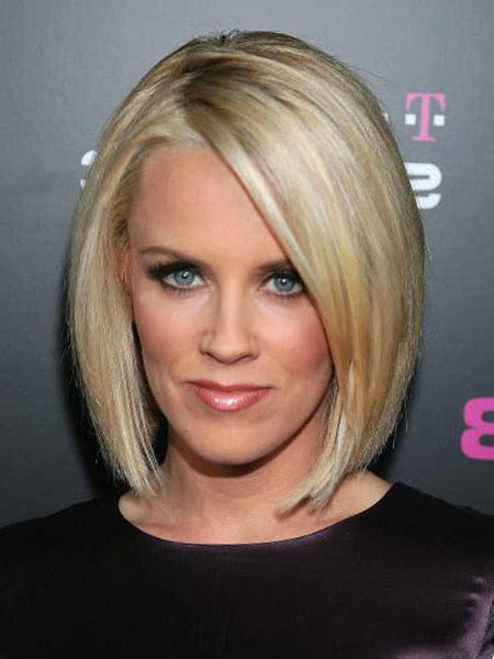 different bob haircuts styles short side swept layered sleek long bob feather hairstyle