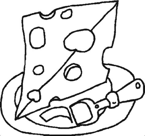 grilled cheese coloring sheets coloring pages
