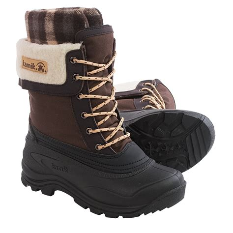 kamik boots for kamik sugarloaf pac boots for save 80
