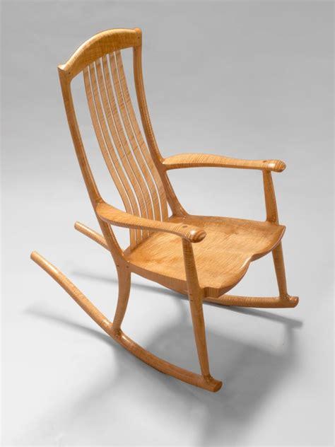 south yuba rocking chair handmade rocker erickson