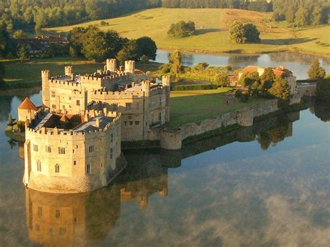 most beautiful english castles leeds castle kent england castles churches temples