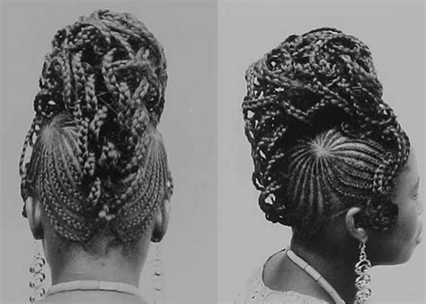 african hairstyles history vintage african hair do s under wraps
