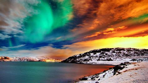 when are the northern lights in norway norwegian nature wallpapers best wallpapers