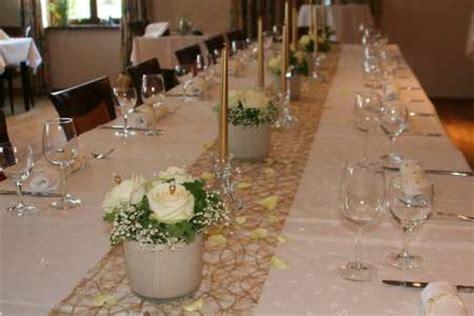 Tischdeko Goldene Hochzeit by Tischdekoration Tischdeko Goldhochzeit Goldende Hochzeit