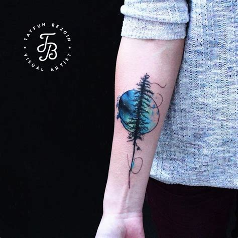 lights tattoos best 25 northern lights ideas on